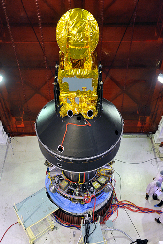SARAL Satellite Launching for India, France