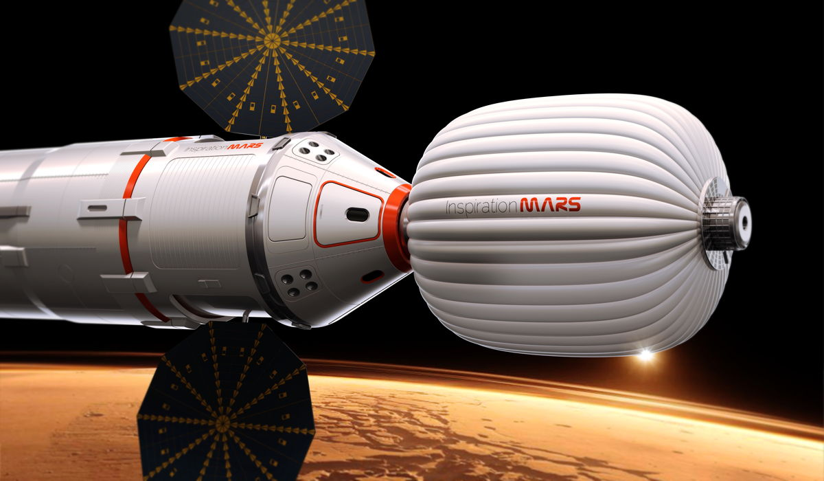 Student Contest Launches to Aid Private Manned Mission to Mars