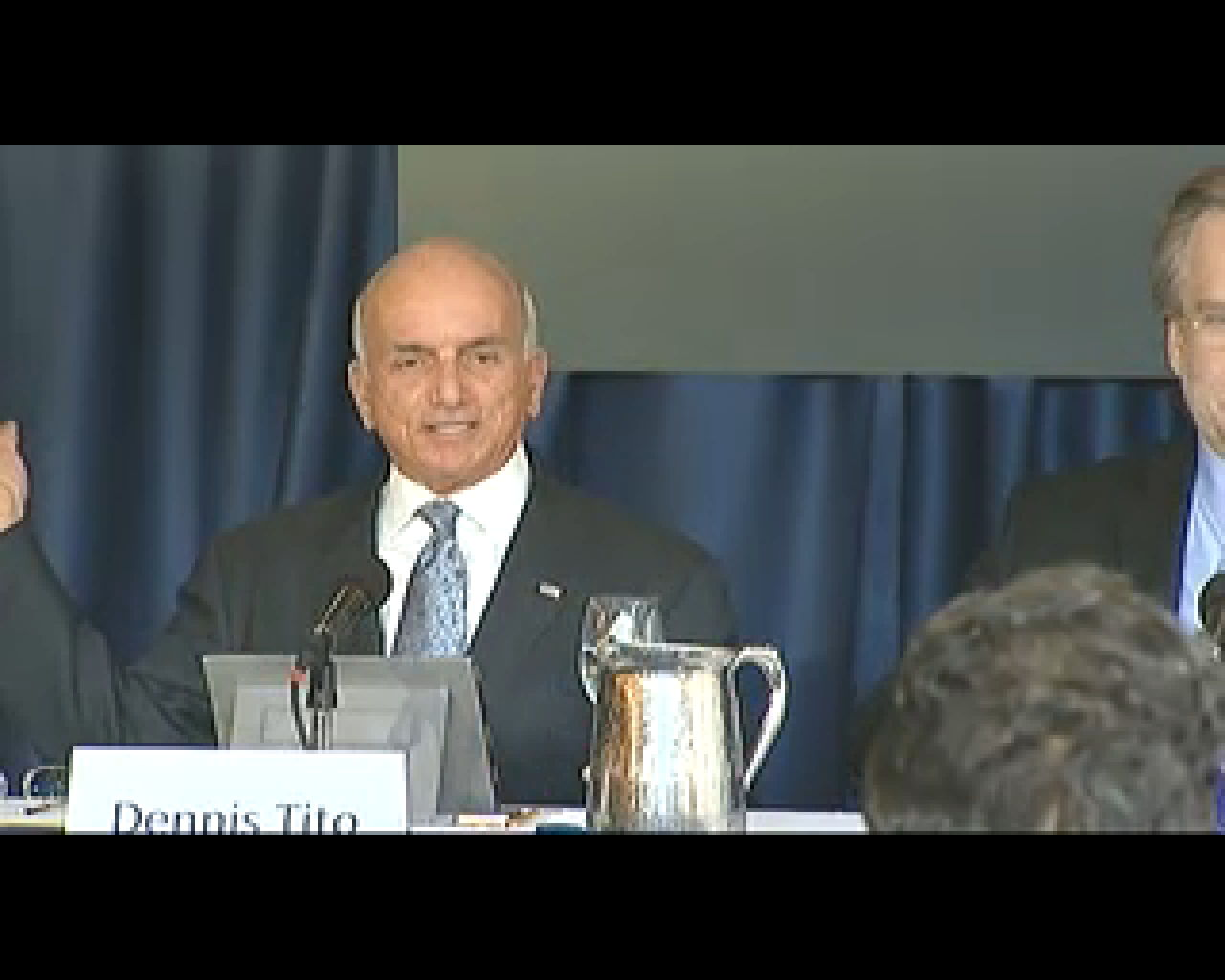 Dennis Tito Proposed Mars Flyby Mission