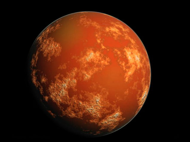Mars Envisioned by Inspiration Mars
