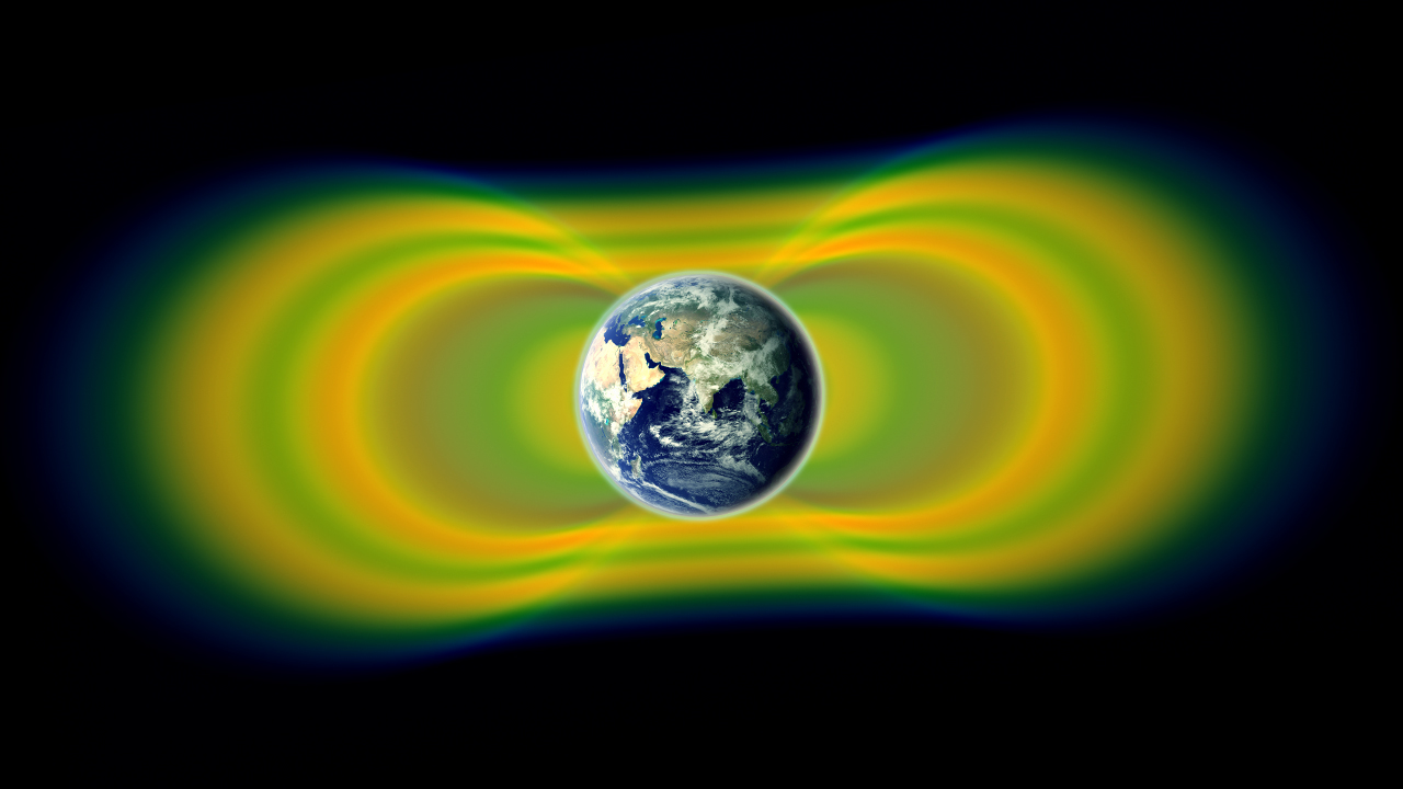 NASA discovers extra radiation ring around Earth by Van Allen Probes.