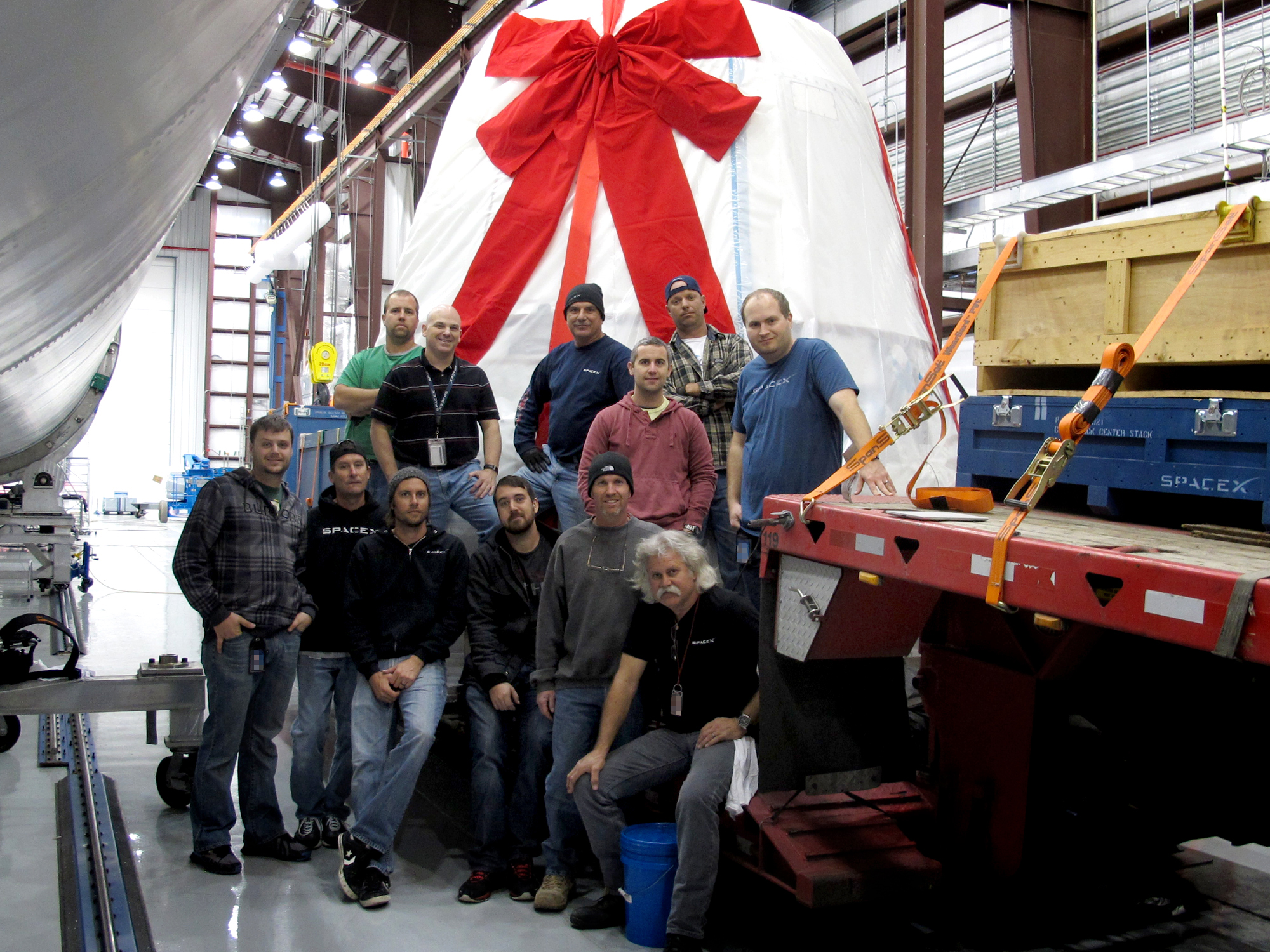 SpaceX Dragon: The Perfect Gift