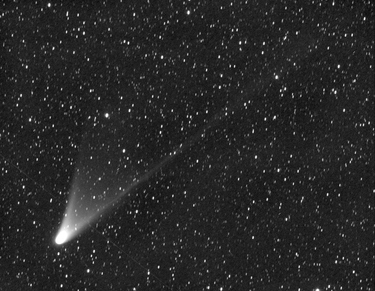 Comet Pan-STARRS C/2011 L4