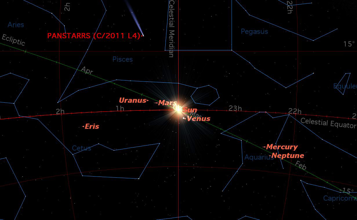 Vernal Equinox, March 20, 2013