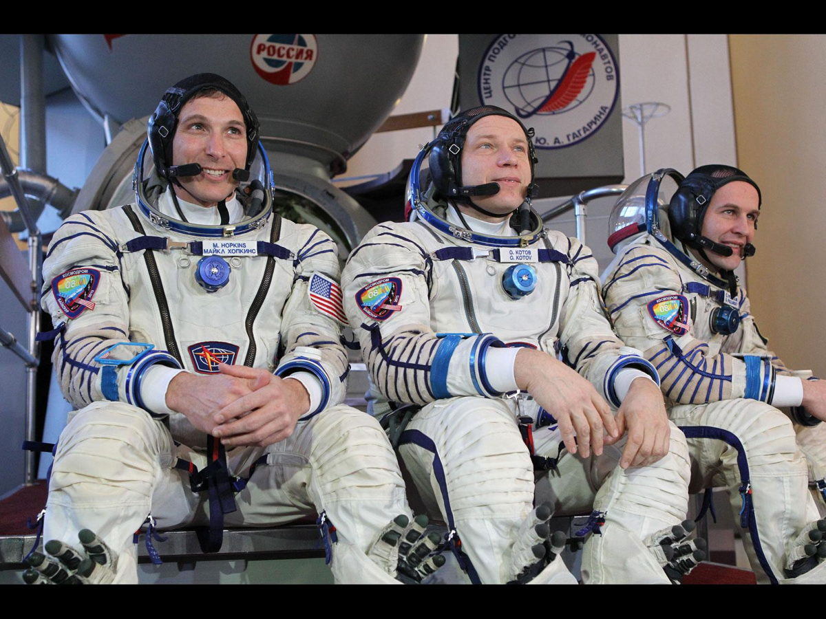 Expedition 35-36 Backup Crew