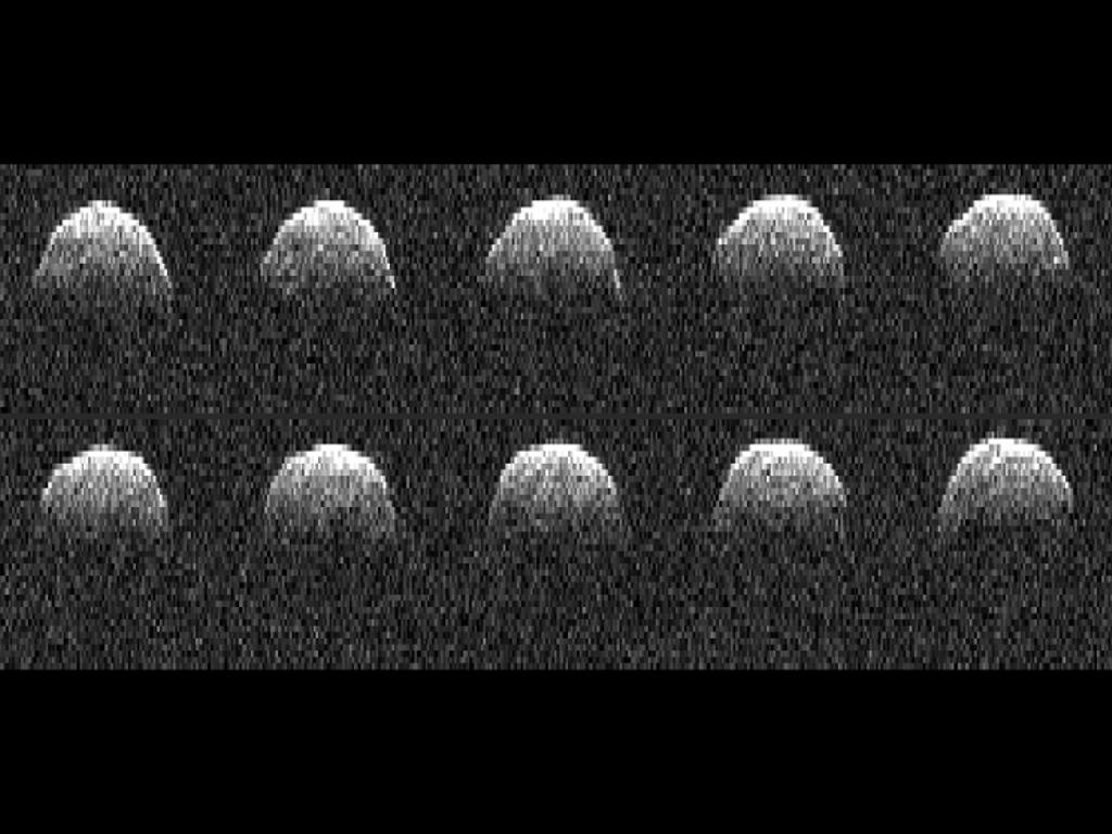 Potentially Dangerous Asteroid 1999 RQ36
