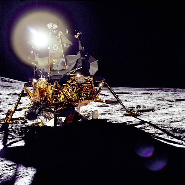 space history, NASA, lunar missions