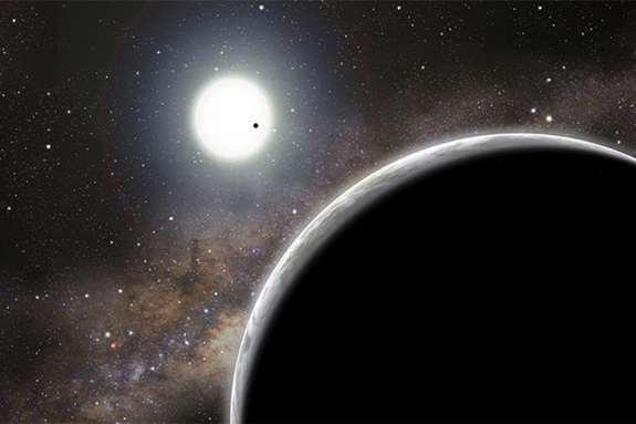 17 percent of the stars surveyed by NASA's Kepler space telescope have Earth-sized worlds in orbit, underlining the preponderance of small exoplanets in our galaxy.