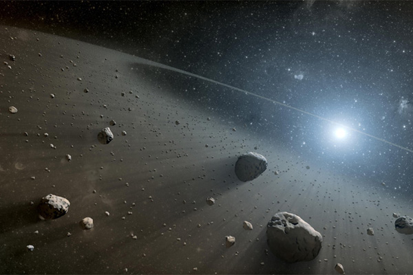 Asteroid-Eating Aliens
