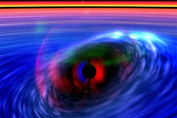 Black Hole Starship Engines!