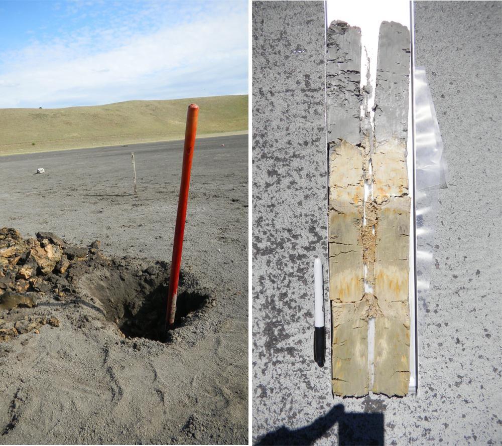 An Earth Analog to Mars' Yellowknife Bay