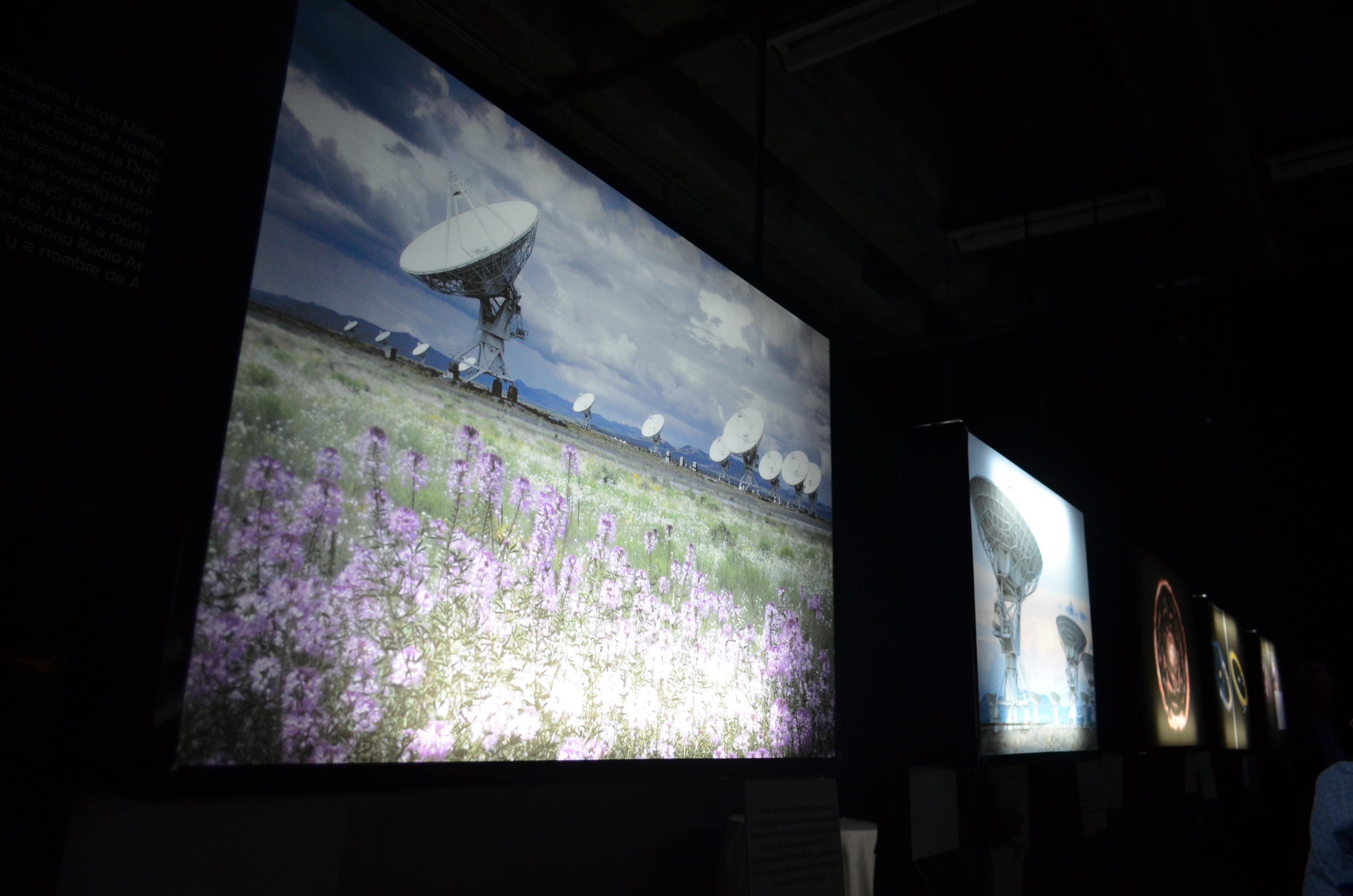 Subway Astronomy: Chilean Exhibition Celebrates New Telescope