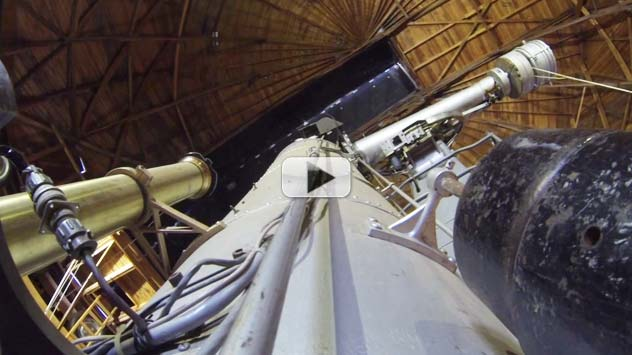 117-Year-Old Clark Observatory Launches Restoration Campaign | Video