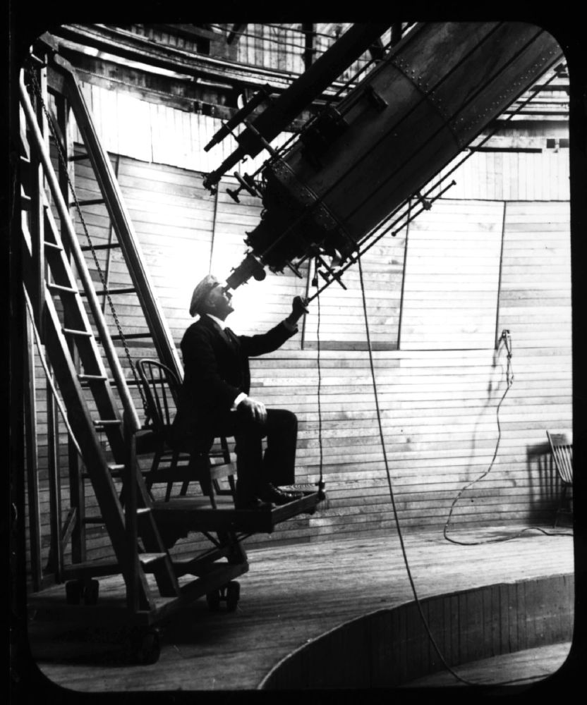 Percival Lowell and the Clark Telescope