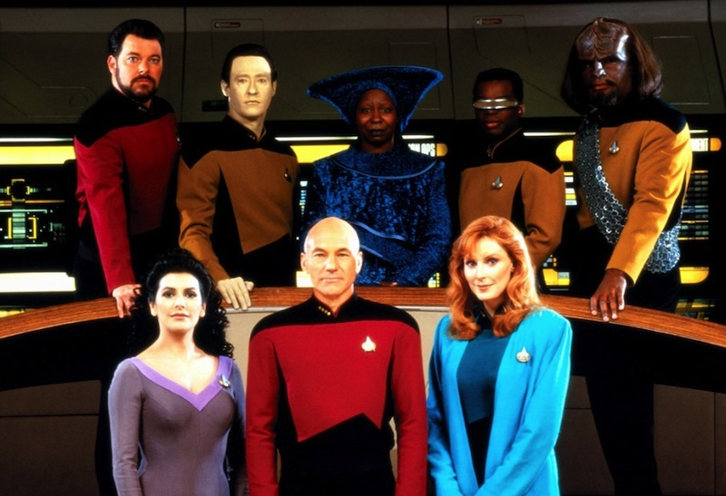 Star Trek Clothing