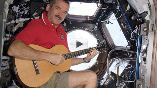 Life in Space: Astronaut Chris Hadfield's Video Guide