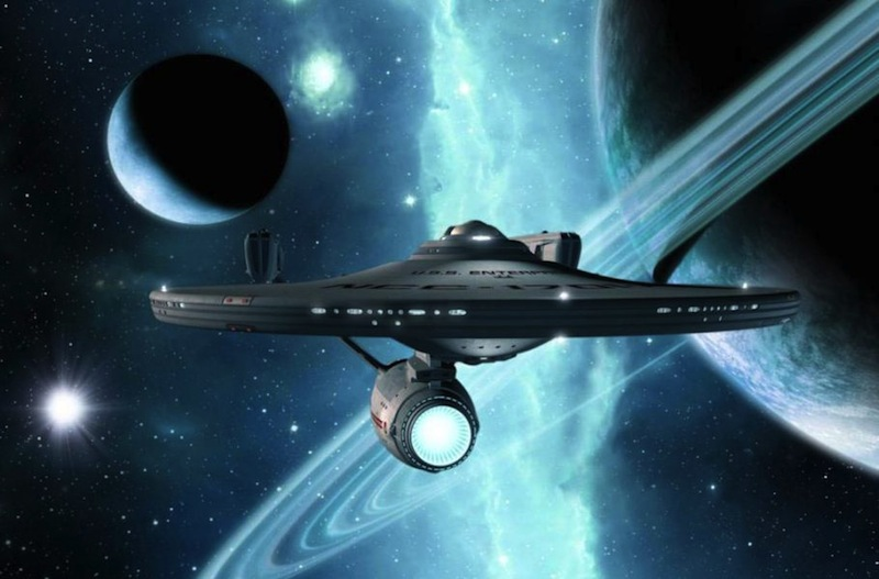 Warp Drive and 'Star Trek': Physics of Future Space Travel (Op-Ed)