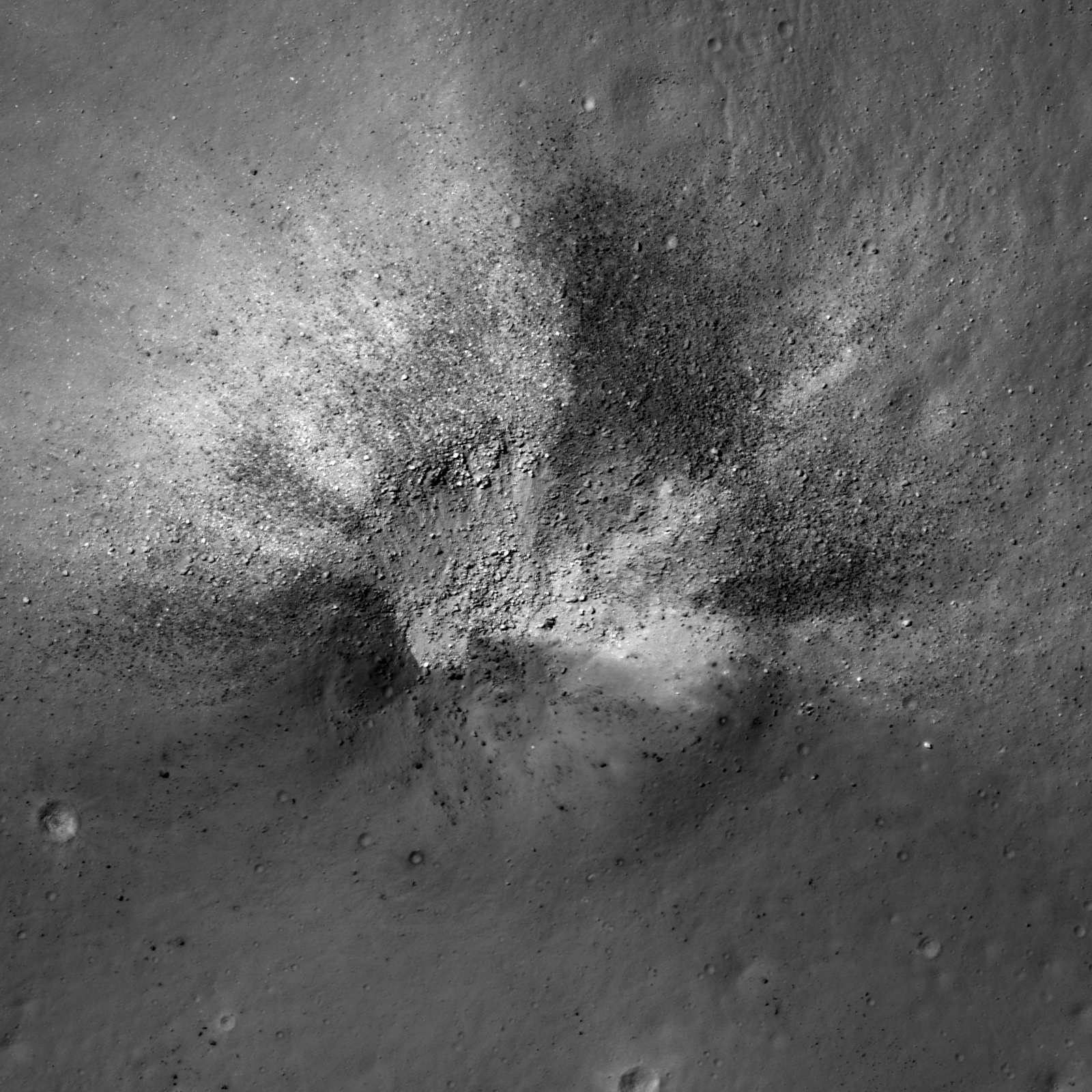 Not Your Average Crater