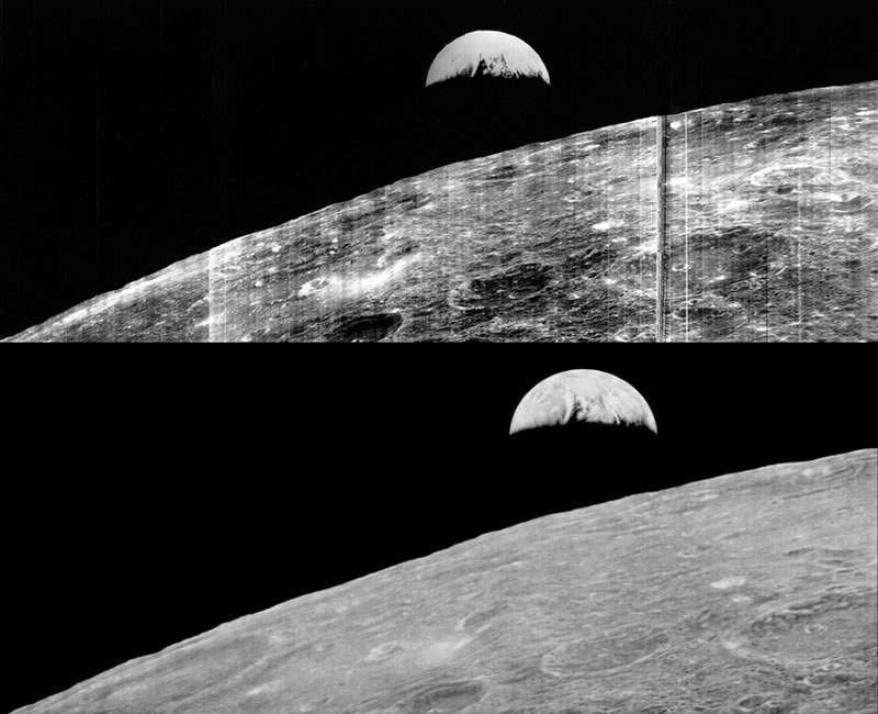 Money for Moon Images: Lunar Photos Project Seeks Public Support