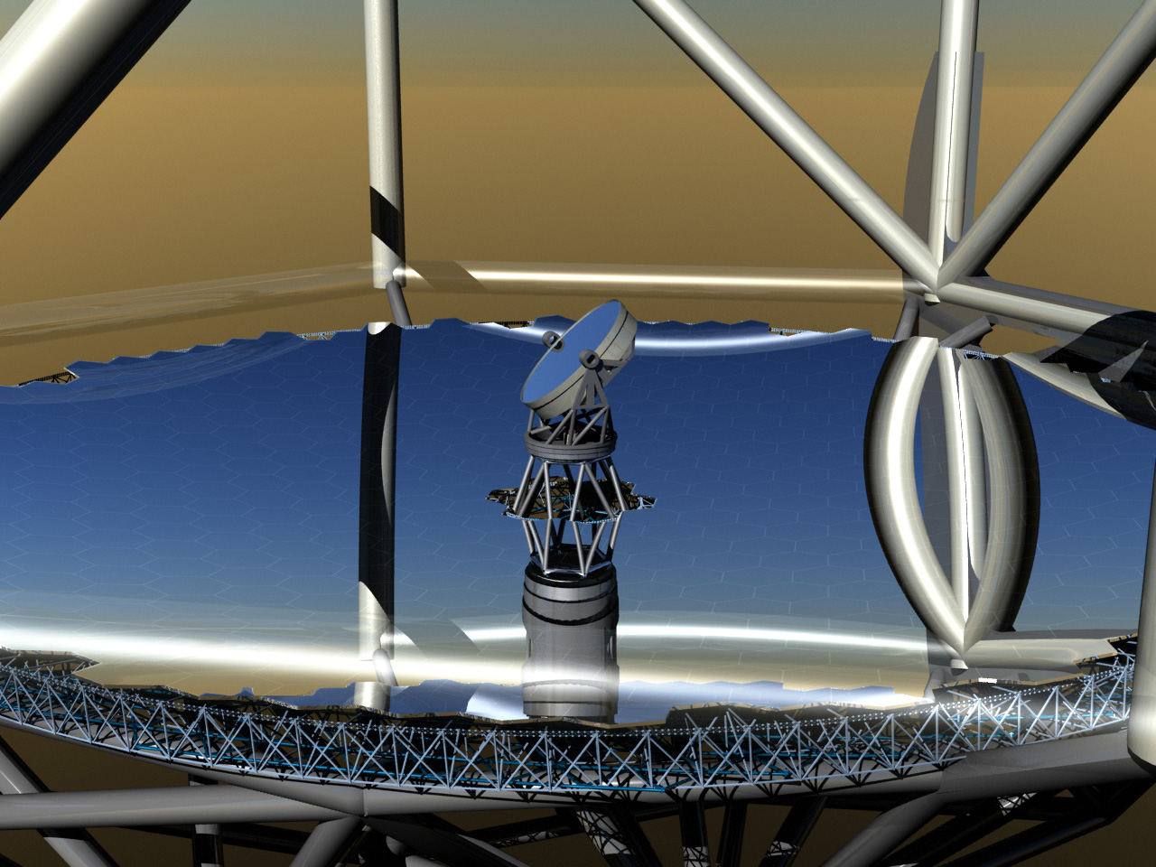 Thirty Meter Telescope's Mirrors