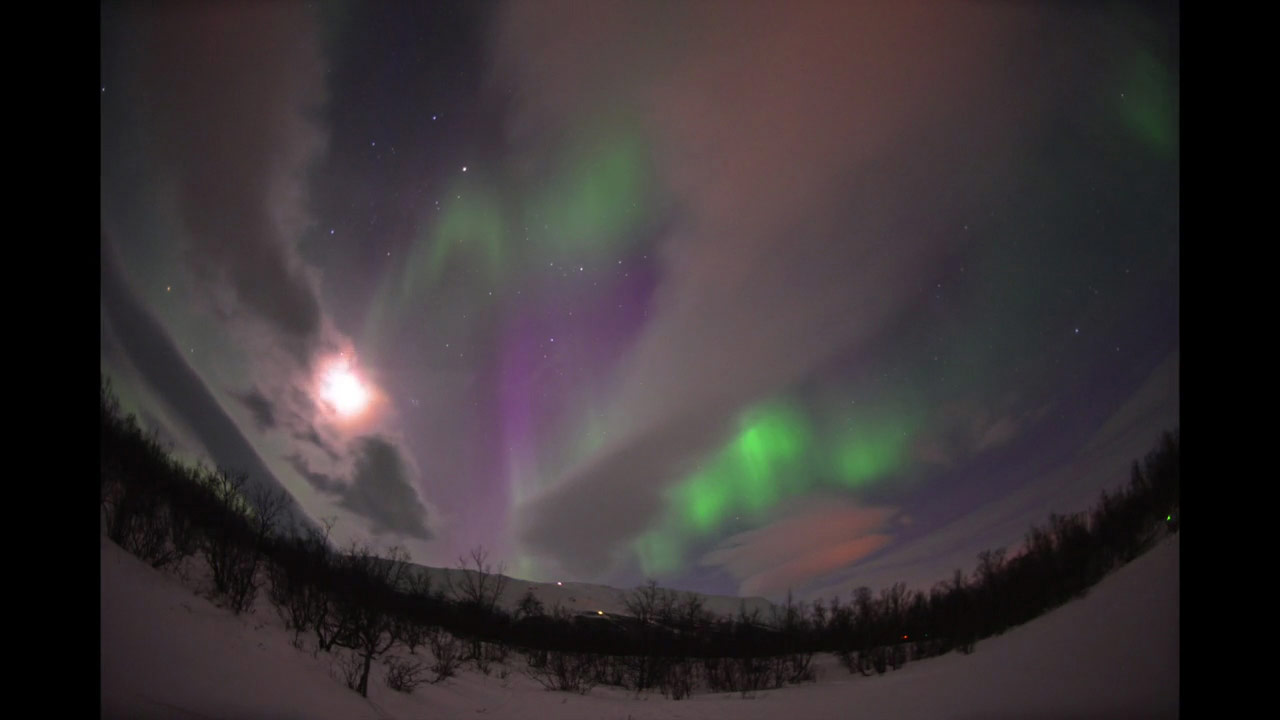 Aurora Over Abisko National Park, Sweden #3