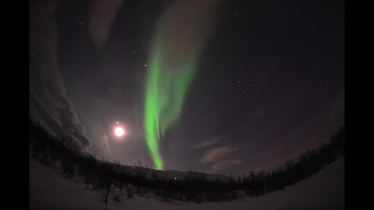 Aurora Over Abisko National Park, Sweden #4