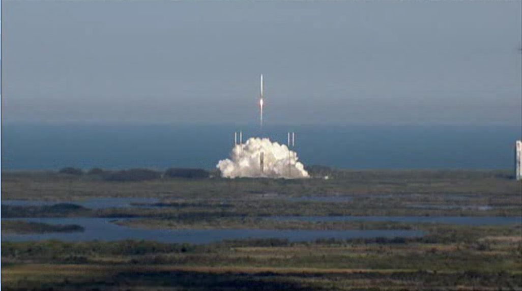 Liftoff! Atlas 5 Rocket Launches SBIRS GEO-2
