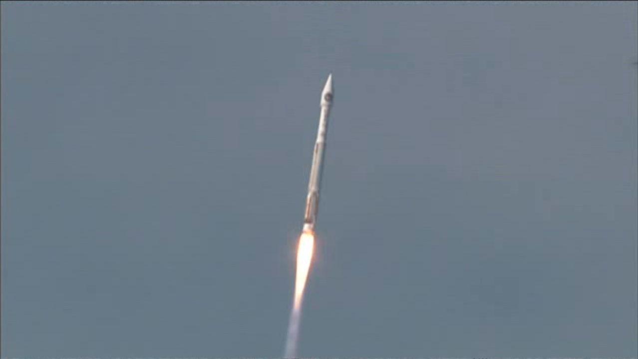SBIRS Geo-2 Satellite Launch