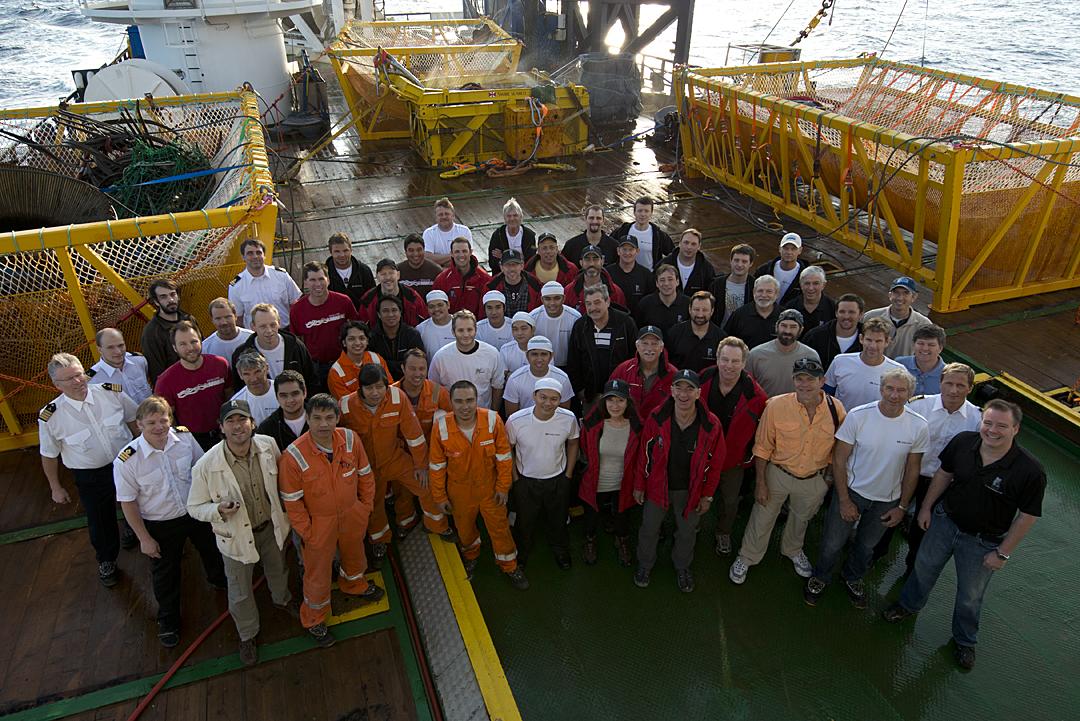 NASA Apollo Moon Rocket Engines Recovered by Jeff Bezos ...