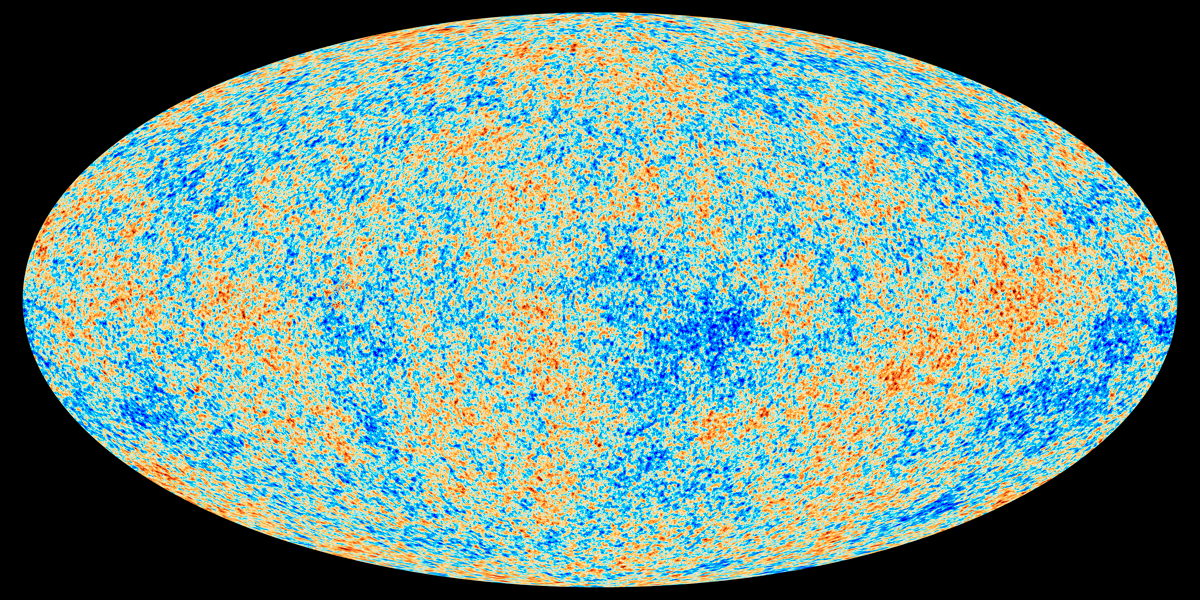The Big Flash: Origin of the Cosmic Background Radiation