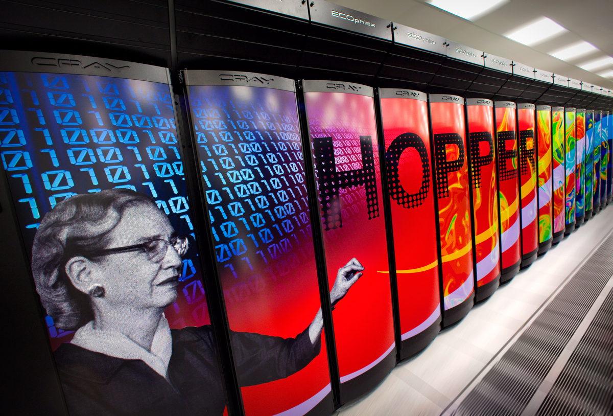 Cray XE6 Supercomputer