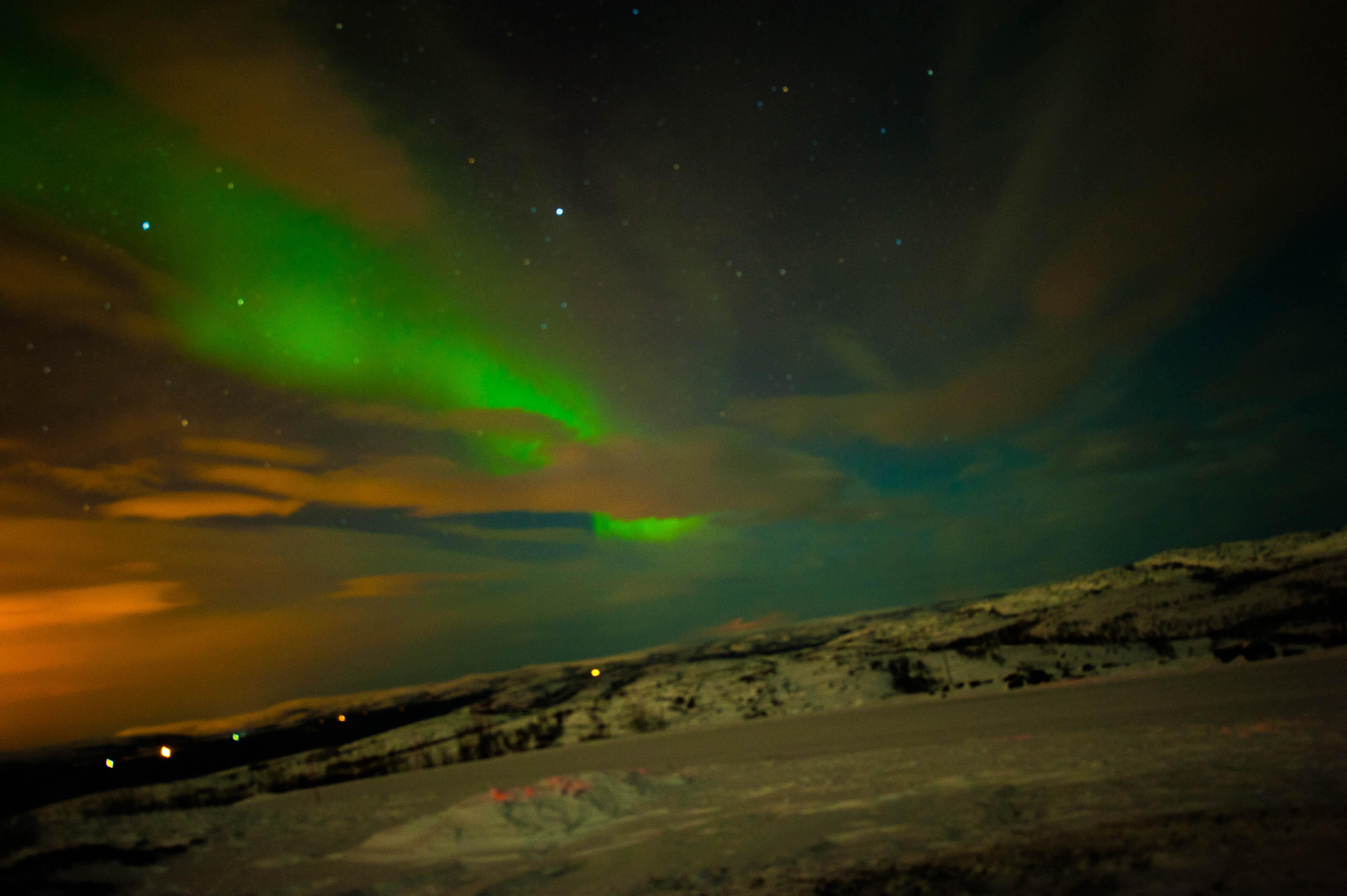 Aurora Over Alta, Norway #1