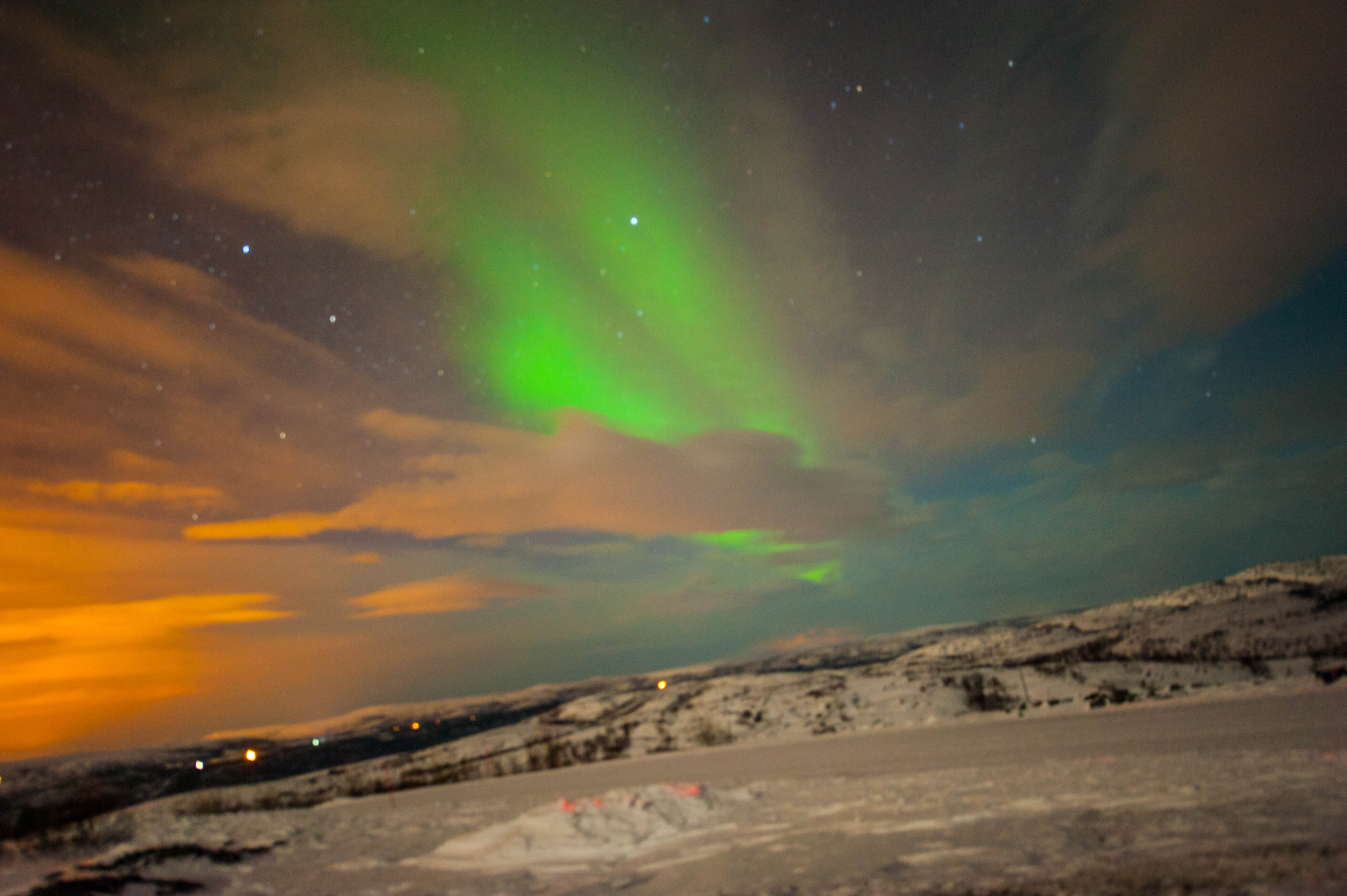 Aurora Over Alta, Norway #2