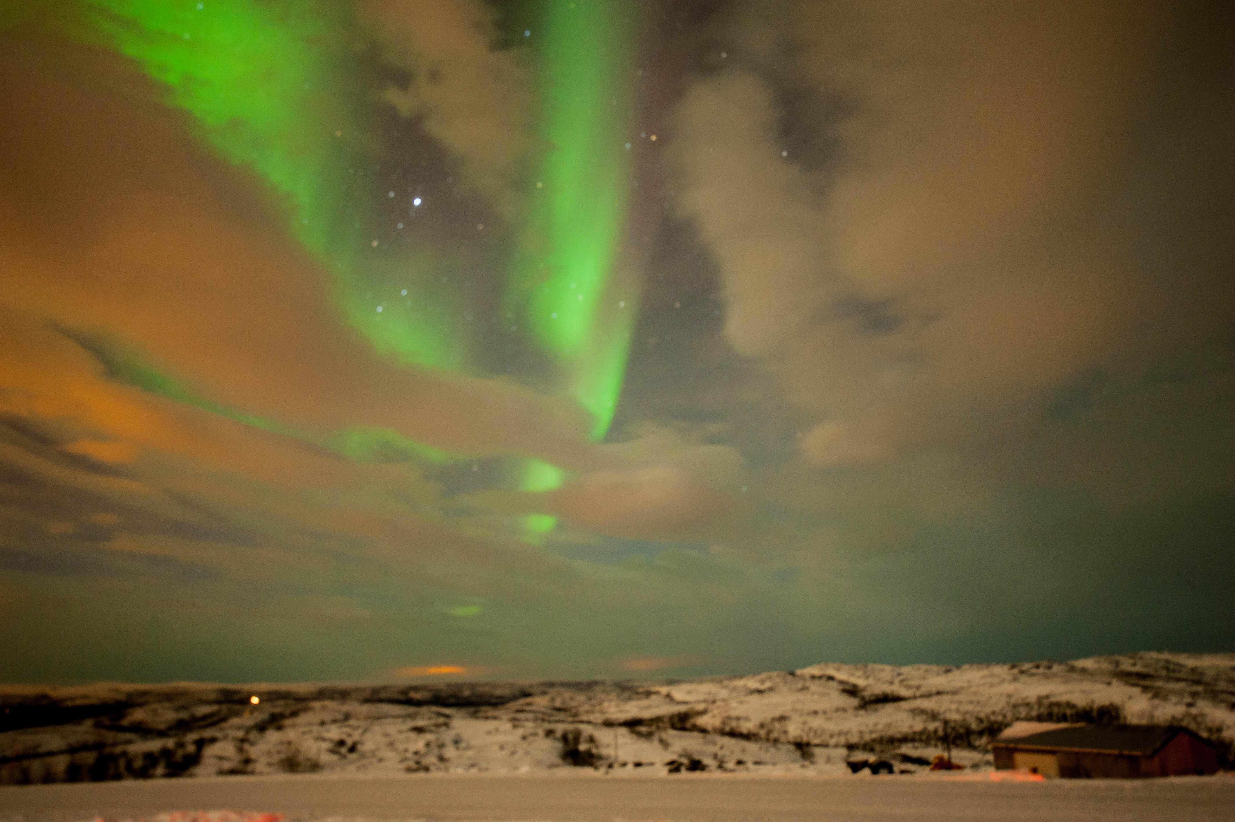 Aurora Over Alta, Norway #3