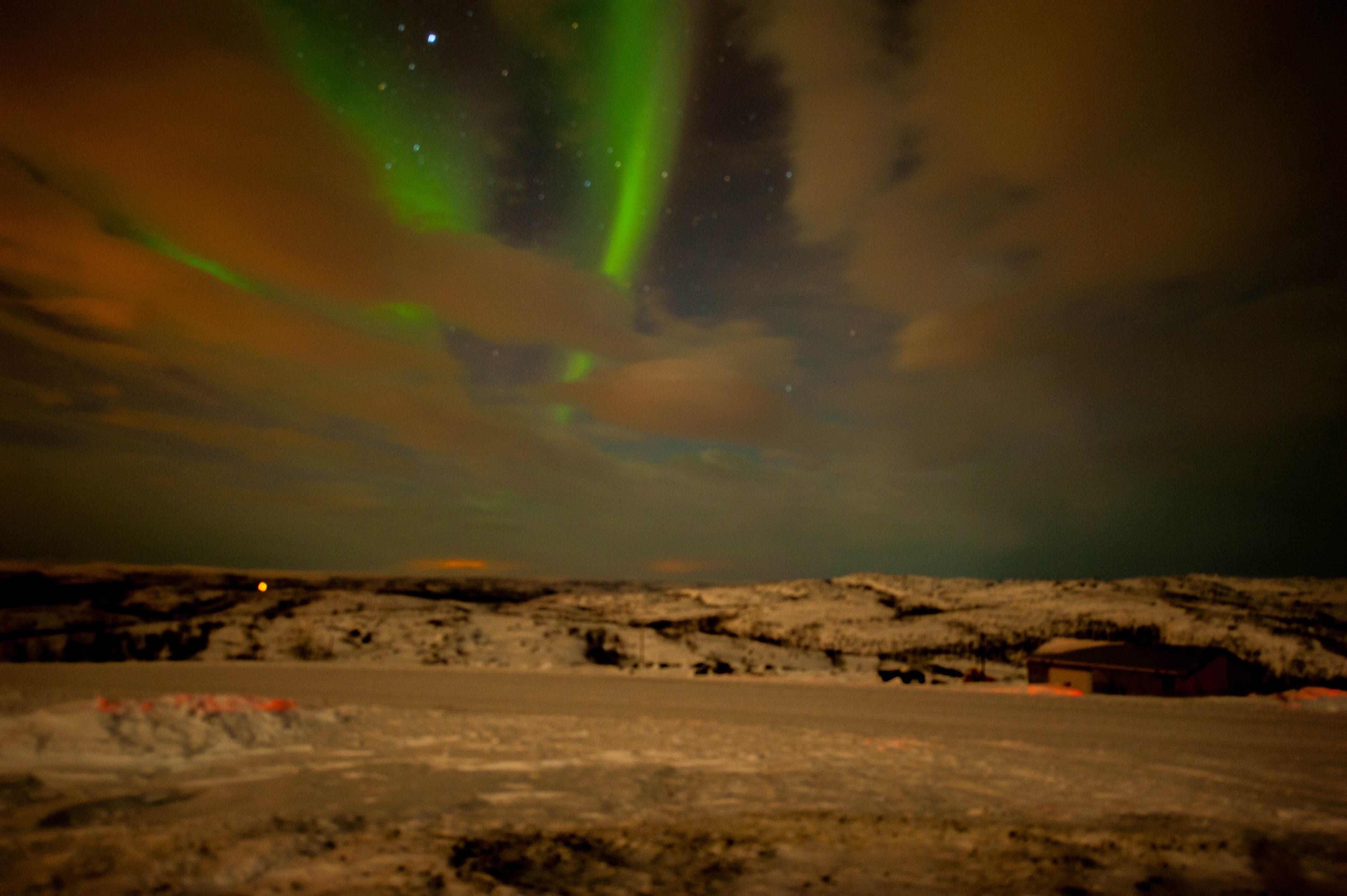 Aurora Over Alta, Norway #4