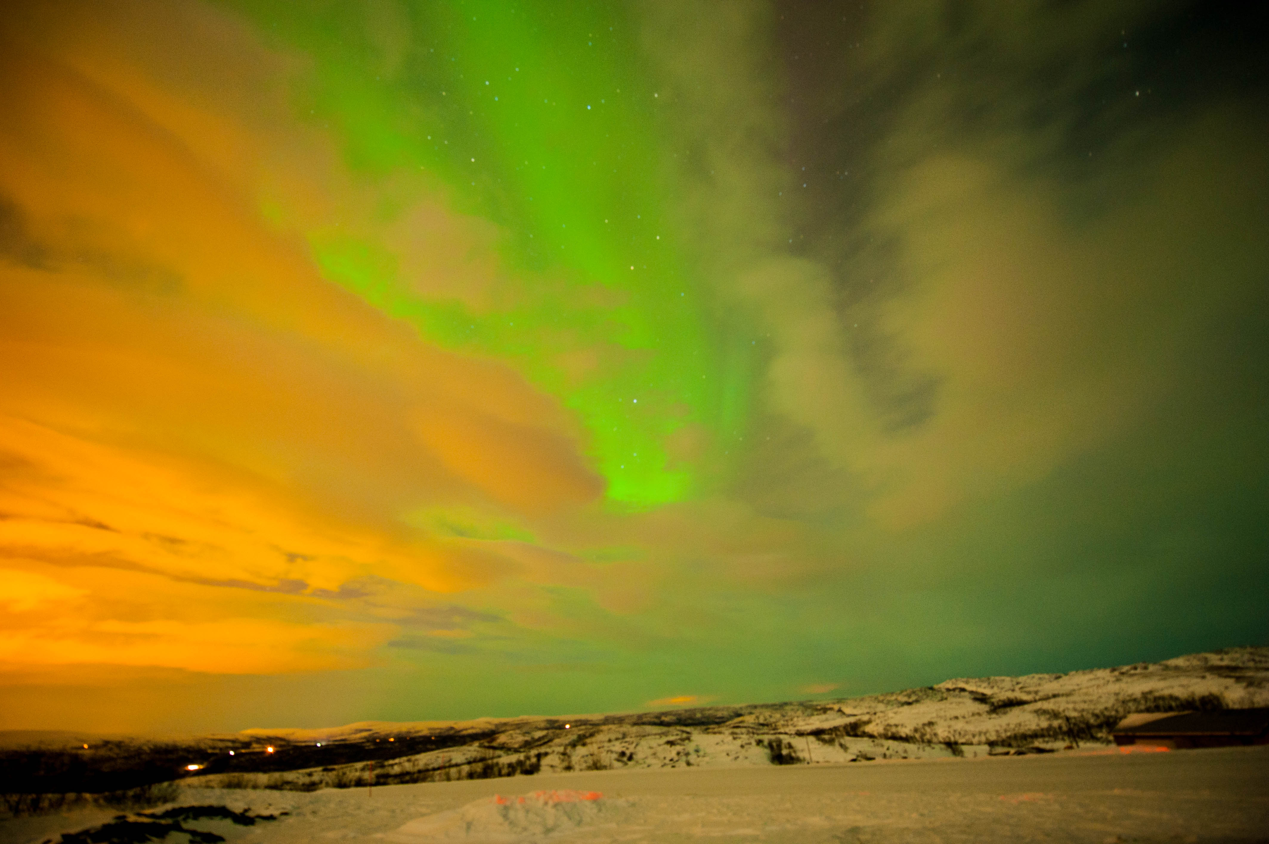 Aurora Over Alta, Norway #5