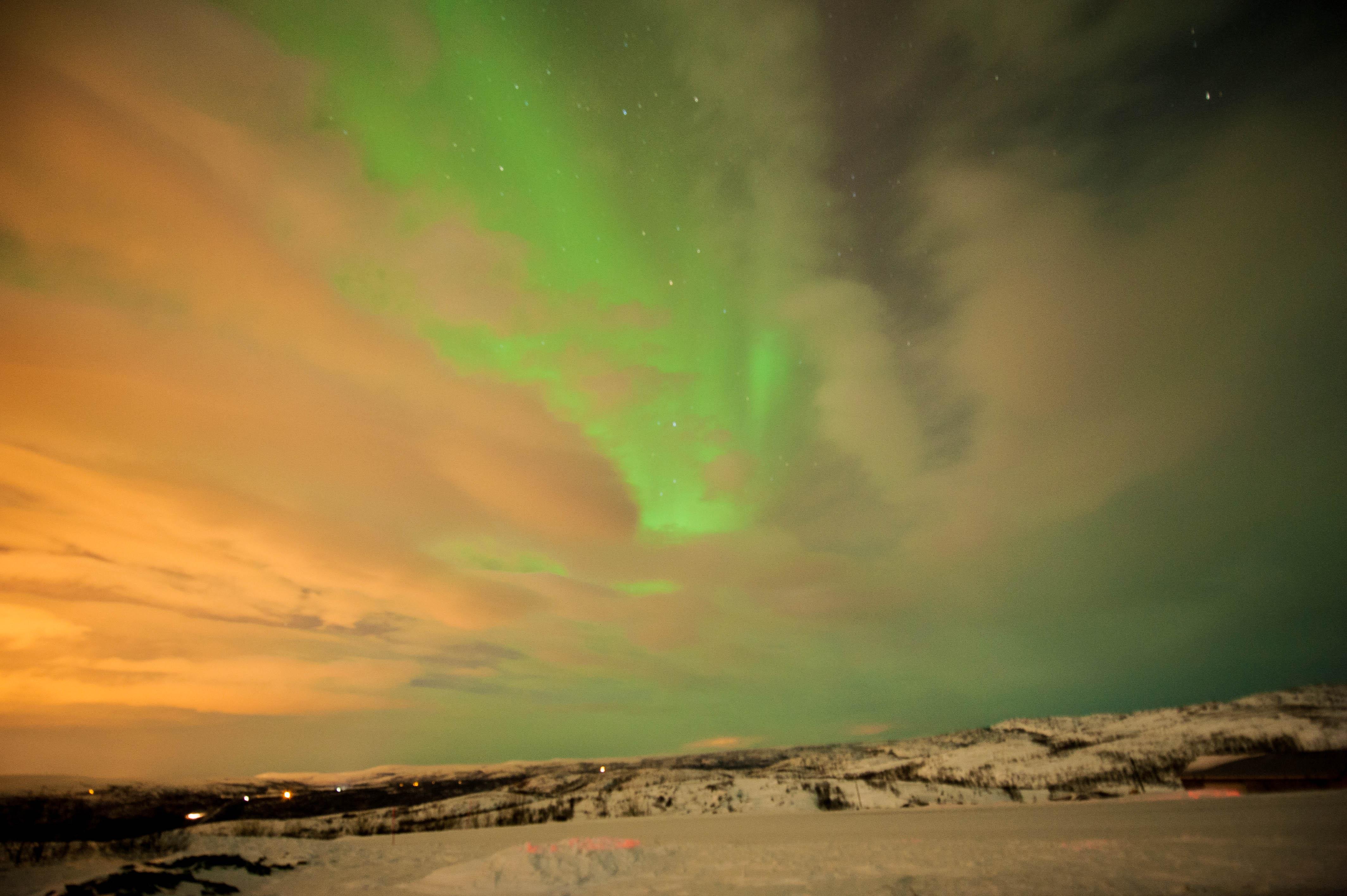 Aurora Over Alta, Norway #6
