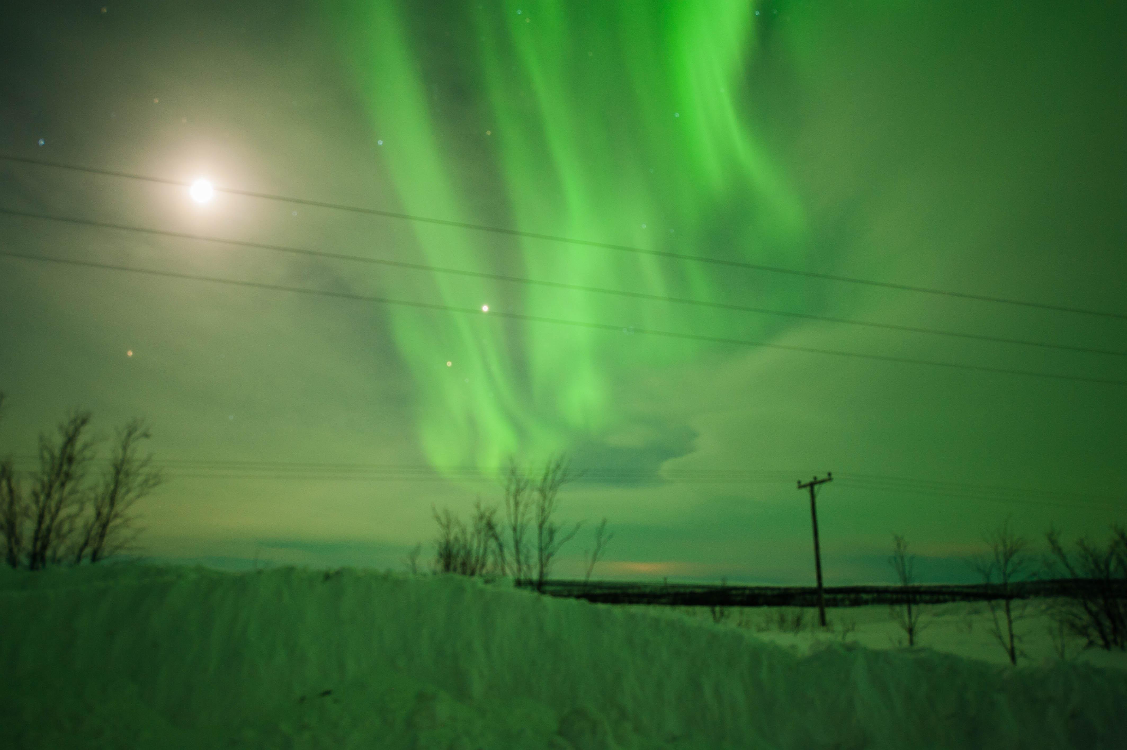 Aurora Over Alta, Norway #7
