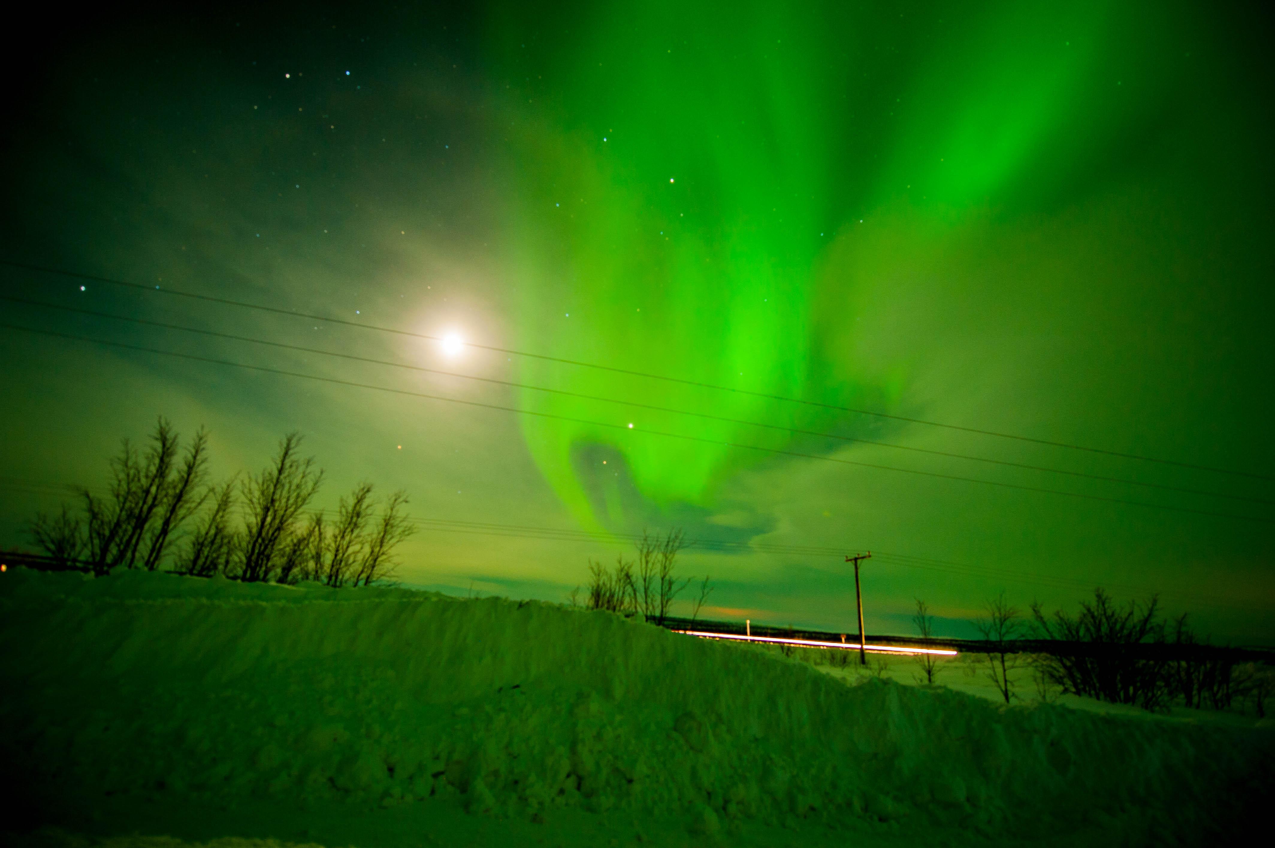 Aurora Over Alta, Norway #10