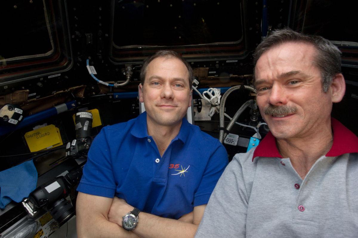 Astronauts Send Condolences to Boston After Marathon Blasts