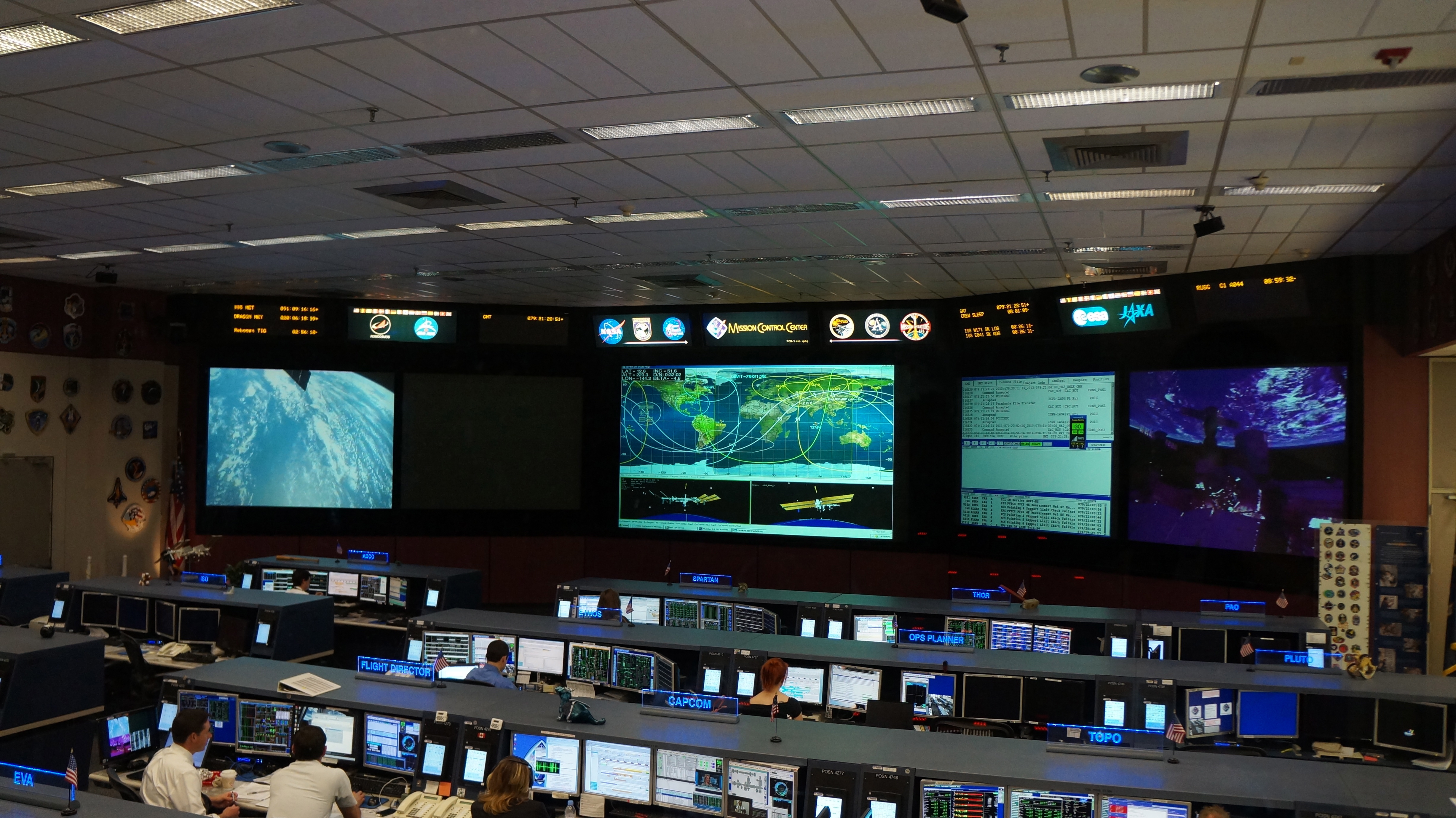 houston space station controls - photo #30