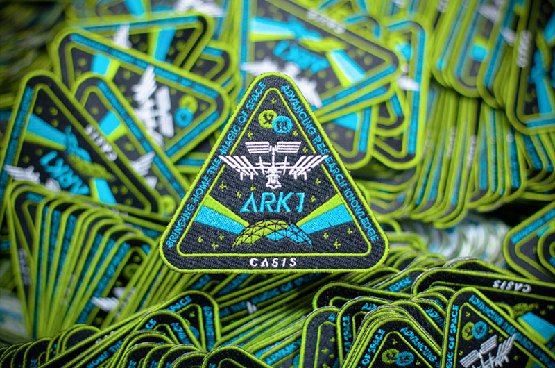 Artist Shepard Fairey Designs Space Mission Patch