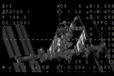 The International Space Station comes into view for the crew of a Spacecraft on March 28, 2013.
