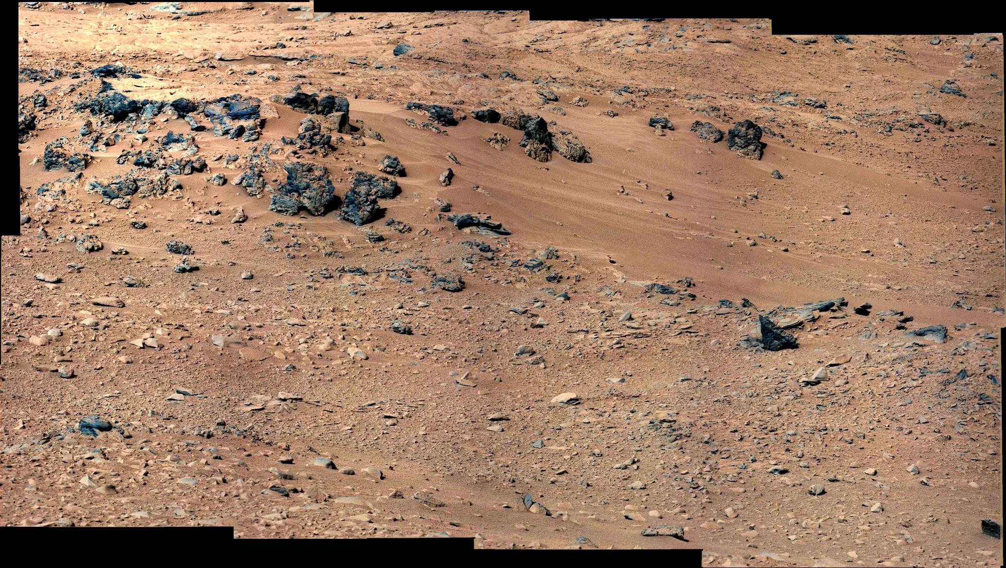 Has NASA's Curiosity Rover Found Clues to Life's Building Blocks on Mars?