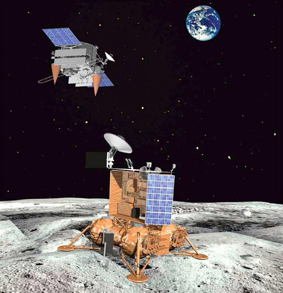 Russia to Launch Robotic Moon Missions in 2014