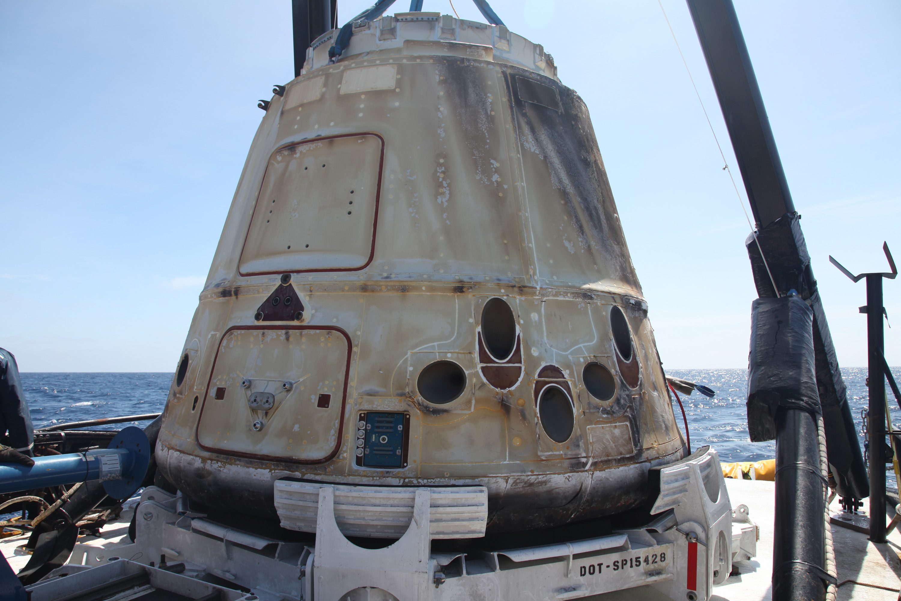 Dragon Recovered