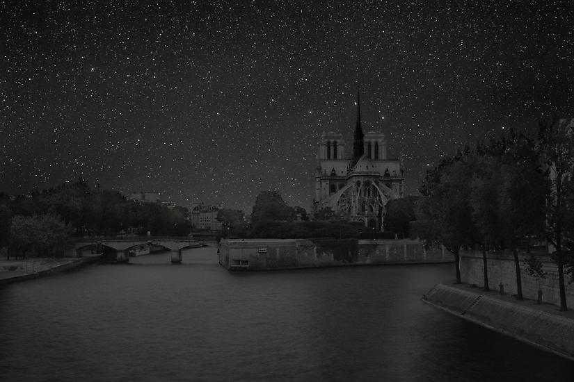 Notre Dame, Darkened Cities