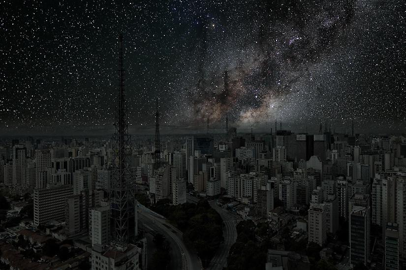 Sao Paulo, Darkened Cities