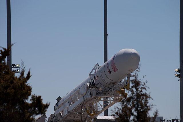 Antares A-ONE Rocket