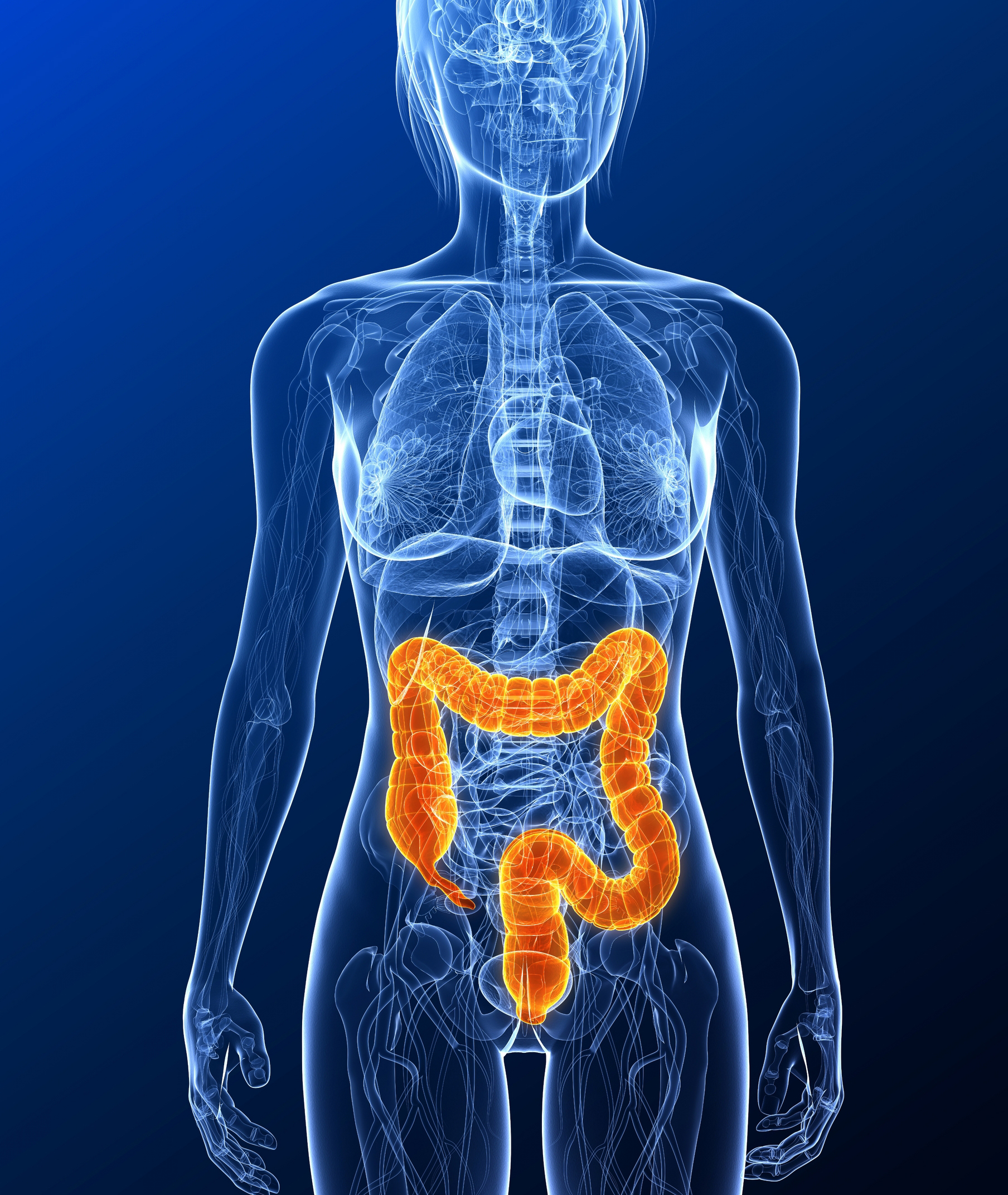 Space Travel May Increase Chances of Colon Cancer